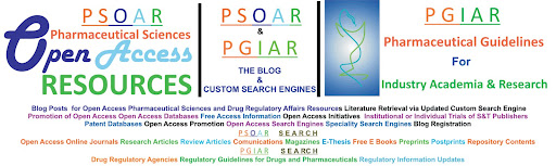 VIKAS PSOAR (Pharmaceutical Sciences Open Access Resources)